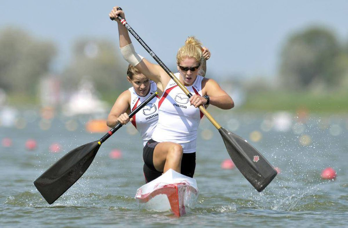Female canoe racer takes Olympic inequality to court - The Globe ...