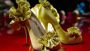 Louboutin shoes are one of the world's most recognizable fashion items, and have been worn by celebrities from Angelina Jolie to French first lady Carla Bruni.