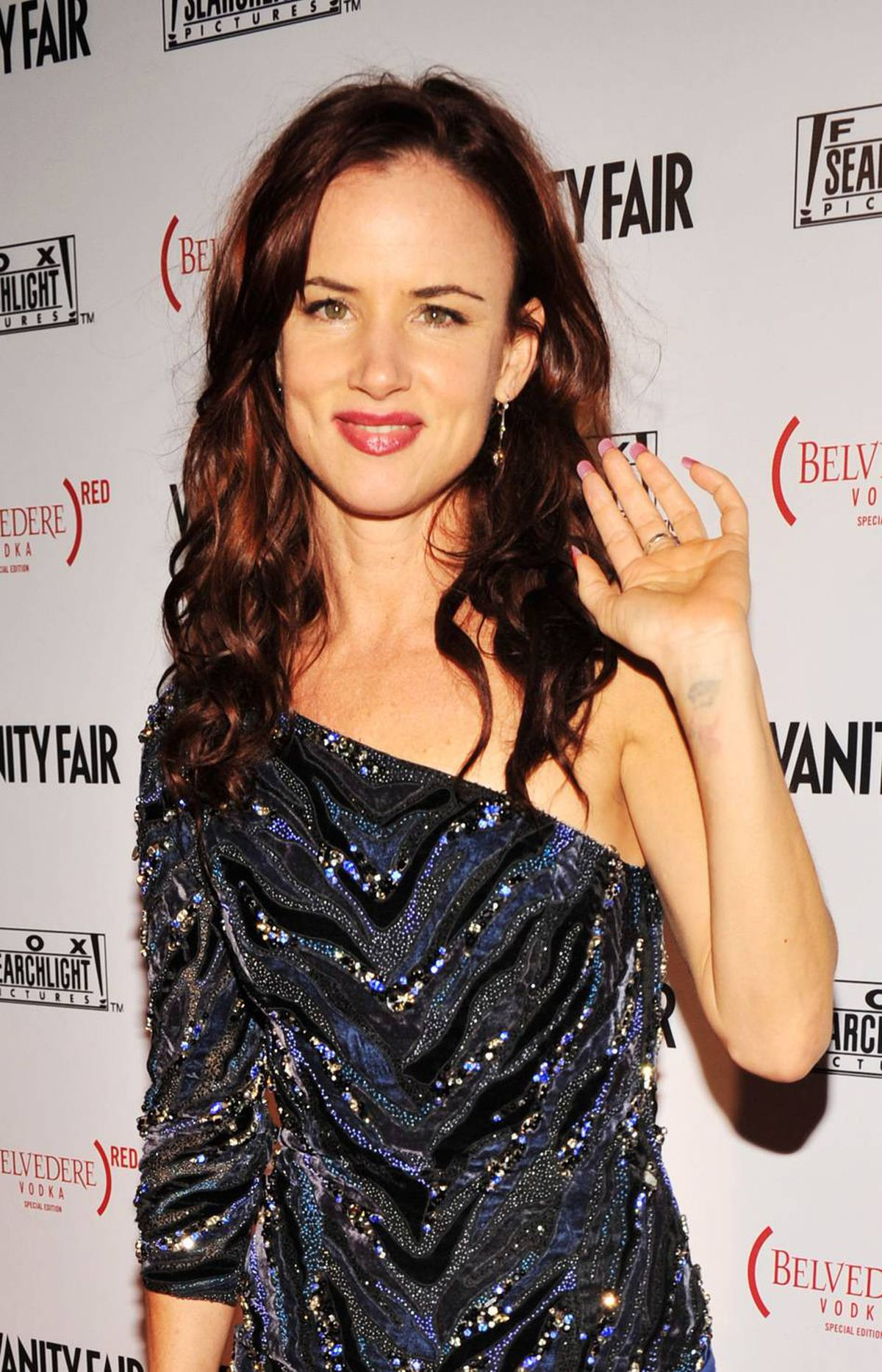 "Actress Juliette Lewis attends Fox Searchlight Pictures, Belvedere Vodka And Vanity Fair Celebrate ""Martha Marcy May Marlene"" And ""The Descendants"" during TIFF at Thompson Hotel on September 10, 2011 in Toronto, Canada."