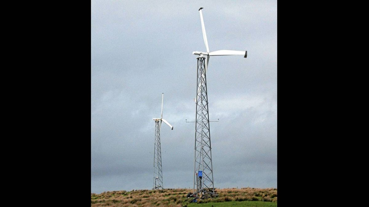 Seaforth Energy has wind turbines installed around the world, including the Isle of Luing, Scotland.