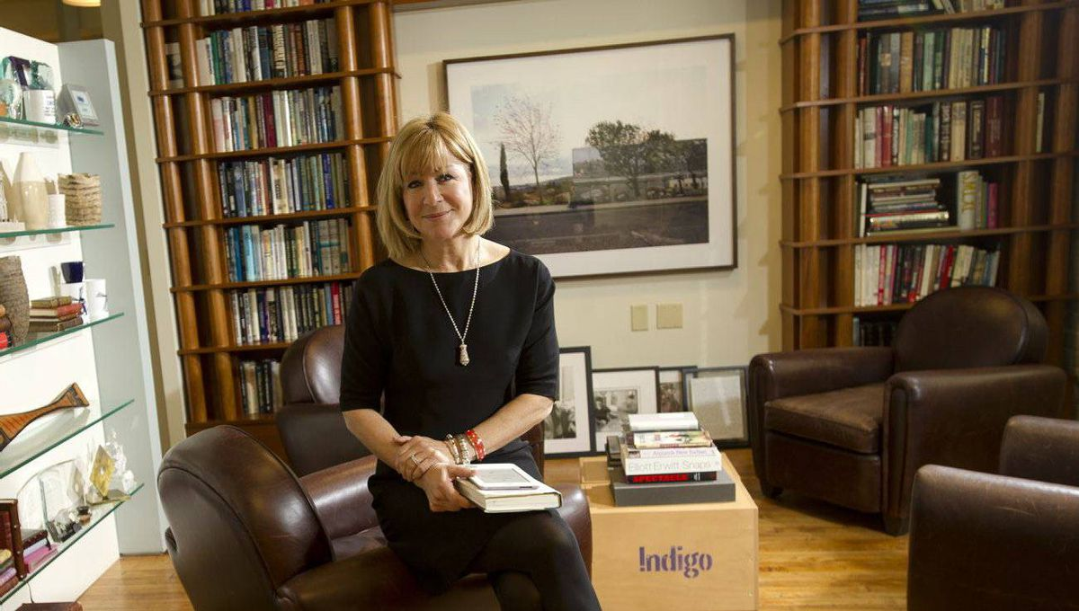 Indigo founder and chief executive Heather Reisman is poised to shift focus from selling books to building a lifestyle brand.
