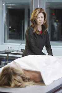 DRAMA Body of Proof ABC, CITY-TV, 10 p.m. ET/PT Still pulling impressive ratings each Tuesday night, this crime drama stars former Desperate Housewives regular Dana Delany as Dr. Megan Hunt, a world-class neurosurgeon reduced to working as a medical examiner in Philadelphia. It's obvious the show's writers are planning for an extended run, since no fewer than four male love interests have been tested against Delany's character in the first season and a half. In tonight's episode, Dr. Hunt goes behind the scenes of a popular Italian restaurant whose owner turned up dead in the kitchen freezer. The victim's family, she discovers, was hiding more than a recipe for gnocchi.