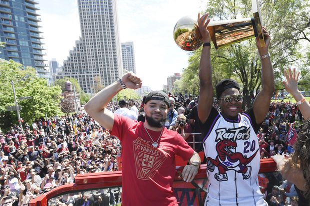 VanVleet says Raptors are 'hungry' to defend NBA title, even without Kawhi Leonard