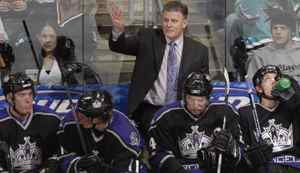 Marc Crawford, seen behind the Los Angeles Kings' bench during the 2006-07 season, is the new coach of the Dallas Stars.