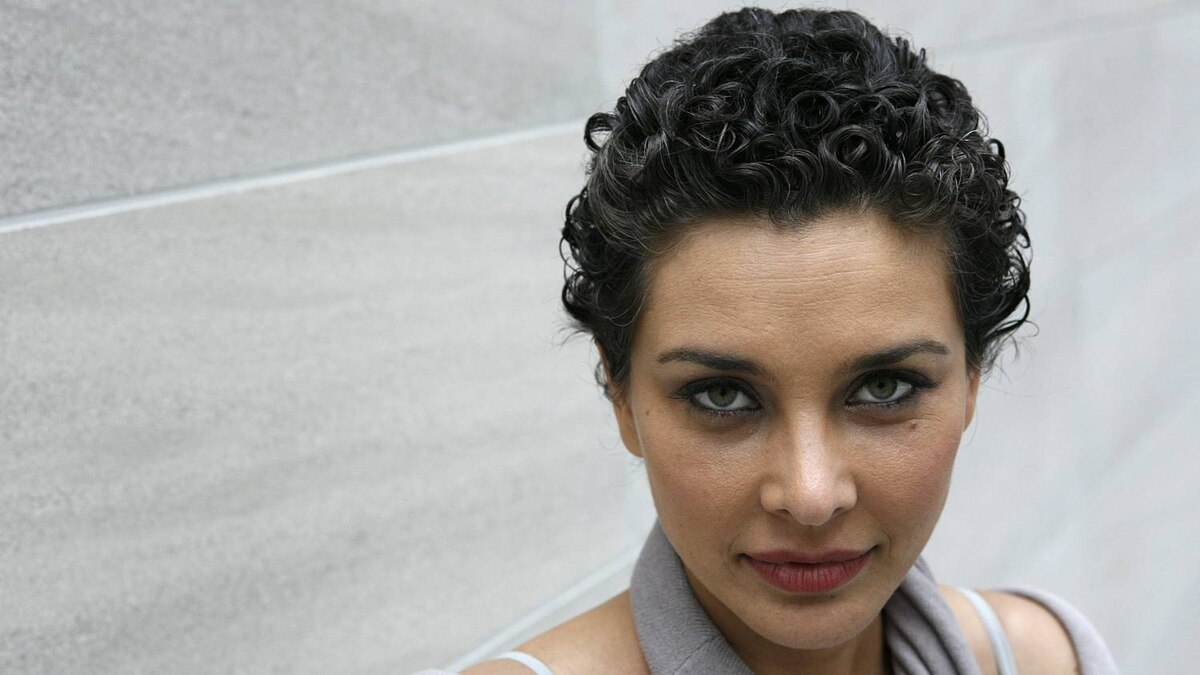 Lisa Ray, 38, an actress and former fashion model, poses for a photo in Toronto, Ontario, Canada at the MARS building. She was diagnosed with multiple myeloma on 23 June 2009 and started her first cycle of treatment on 2 July 2009. In April 2010, she announced she was cancer-free following a stem cell transplant.
