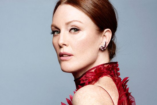 Julianne Moore explains how the beauty and film industries are tackling inclusivity