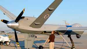 U.S. Customs and Border Patrol has used these unmanned aircraft to monitor the 49th parallel since 2009.