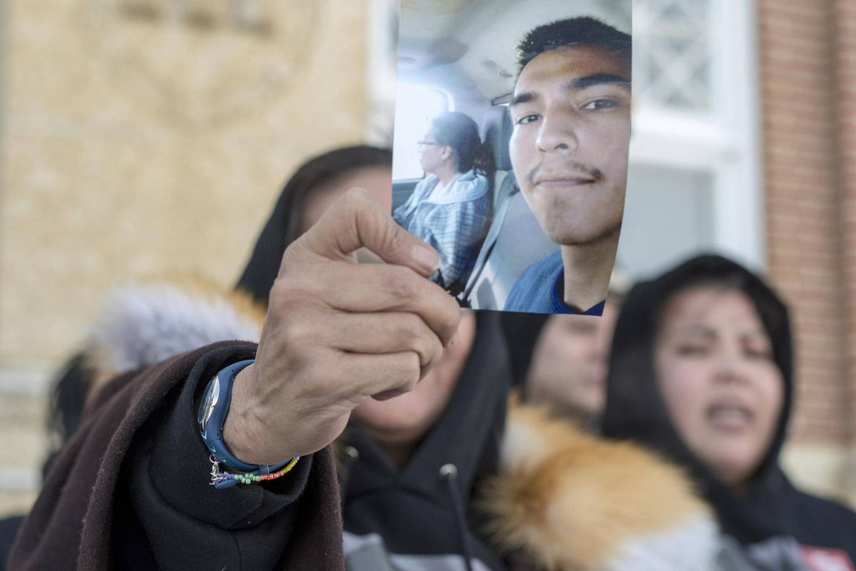 Gerald Stanley acquitted in the shooting death of Colten Boushie