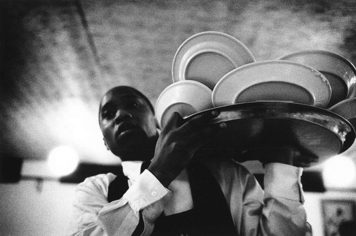 Plates, by Andy Summers.