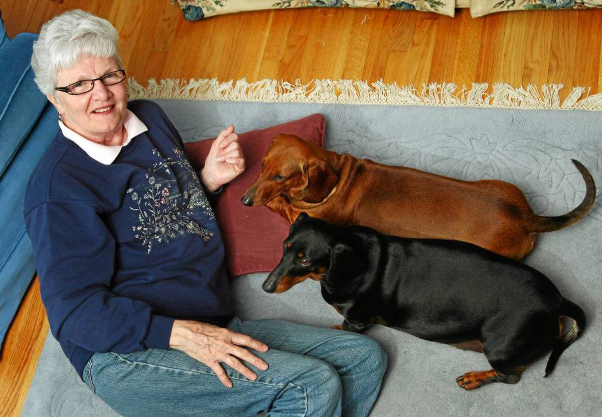 Like humans, dogs could benefit more from proper diet and exercise than just relying on drugs, says former breeder Geri Marshall of Dartmouth, N.S.