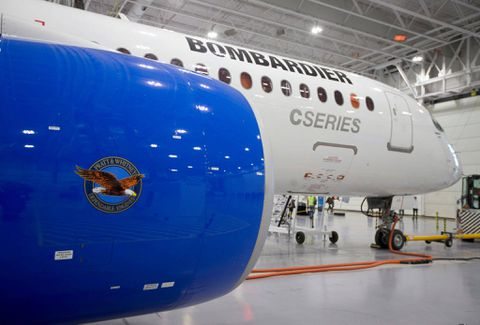Bombardier profit tops estimates on rail strength