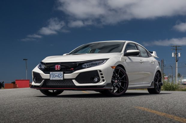 Faceoff: Honda Civic Type R vs  Volkswagen Golf R - The