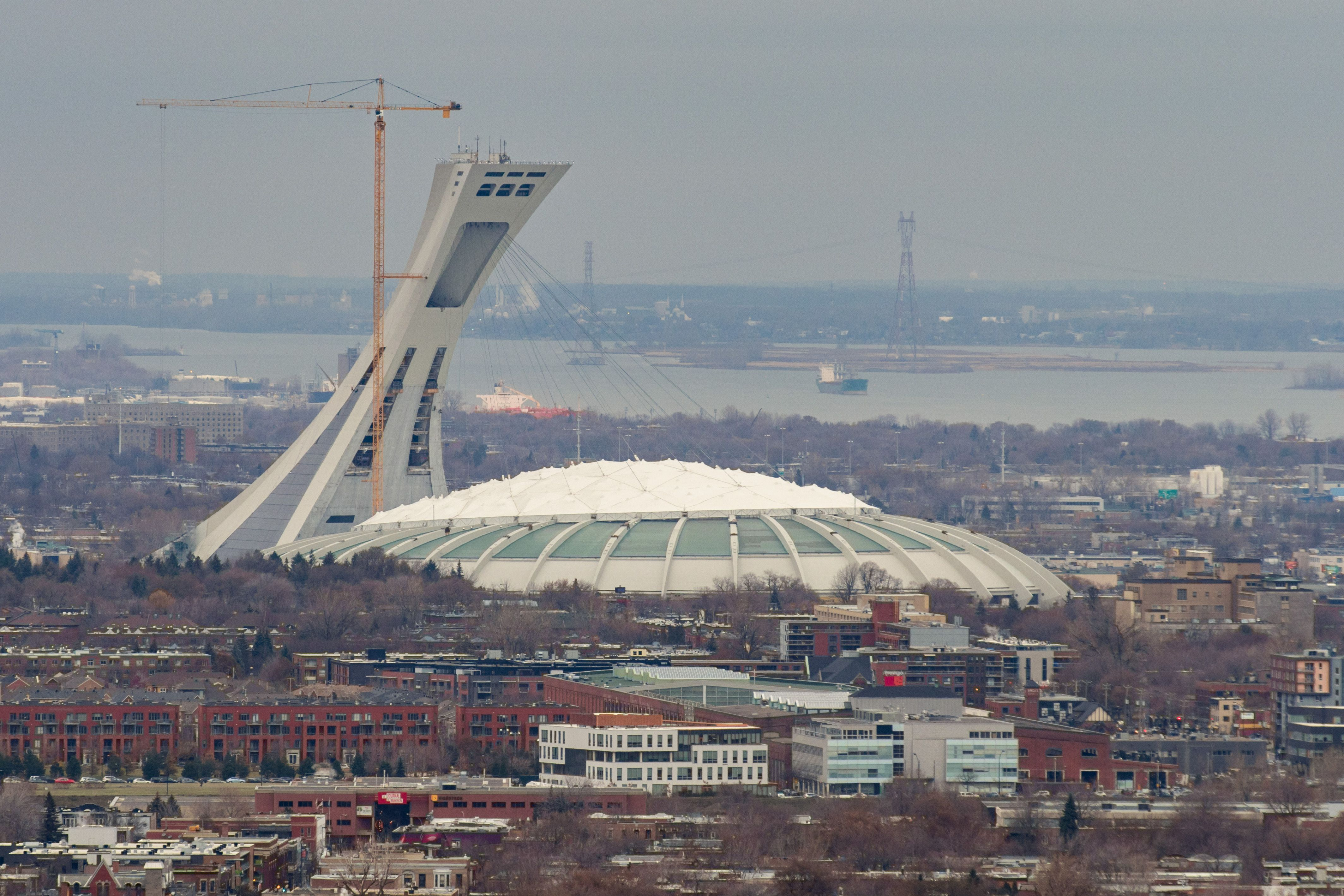 Roger Taillibert, designer of Montreal's Olympic Stadium, dead at 93