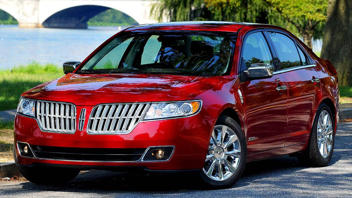 Lincoln MKZ ($38,400): As quiet as they come, the MKZ is reliable and comfortable and, with discounting, very affordable.