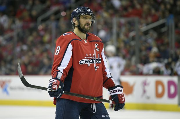 'My body needs a rest': Ovechkin to sit out NHL All-Star Game