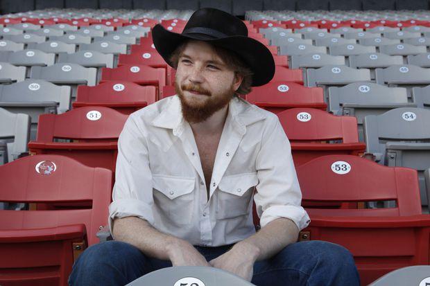 Canadian Cowboy A 23 Year Old Singer From Saskatchewan