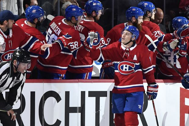 Weber named captain of Canadiens