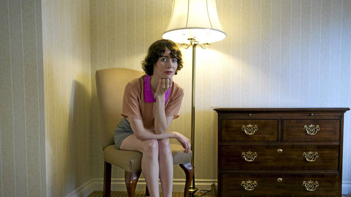 Actress Miranda July from The Future.