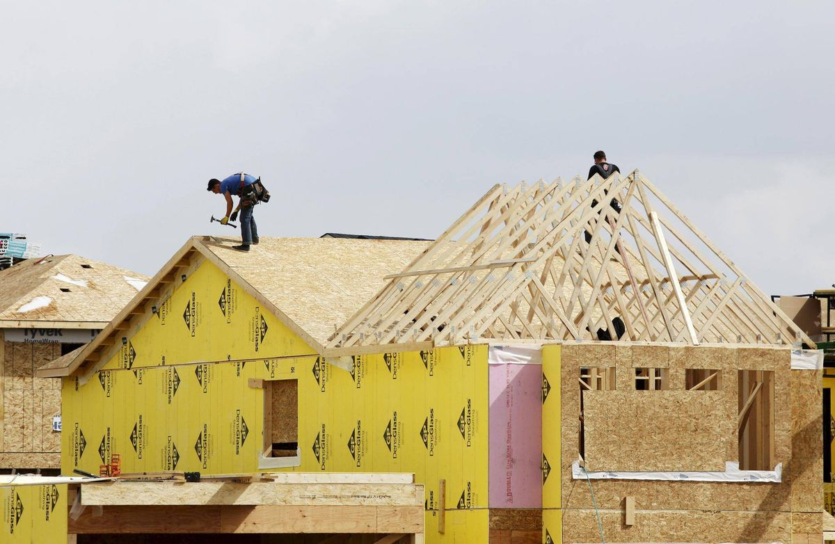 Home Builders Find Edmonton A Welcome Relief The Globe
