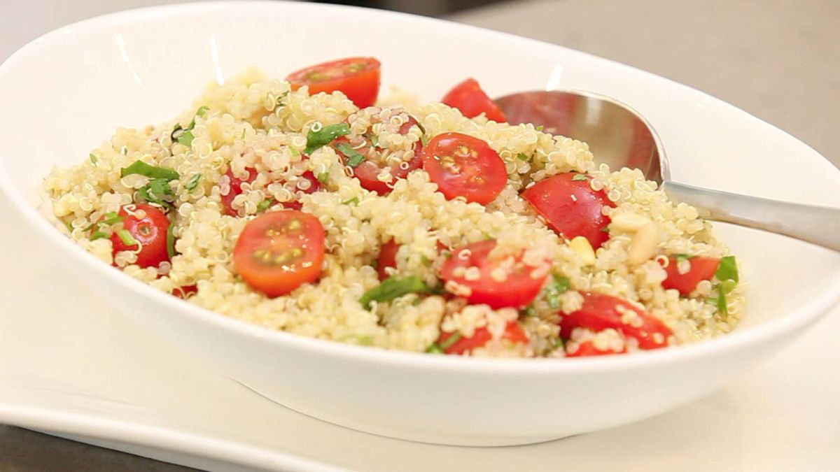 Quinoa side dish - The Globe and Mail