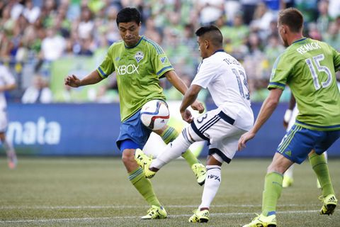 Vancouver Whitecaps will test depth against Seattle Sounders