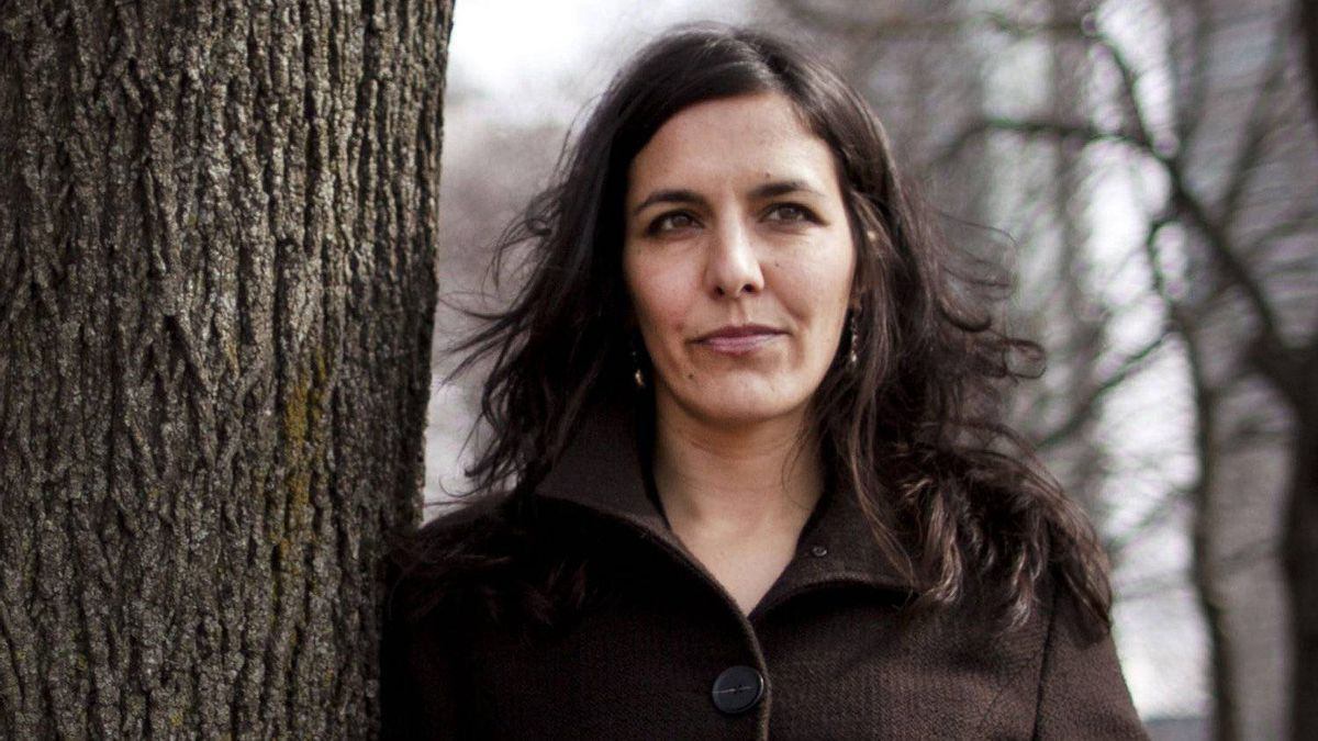 Charlotte Gill is the author of Eating Dirt, an award-winning book about trees and tree-planting.