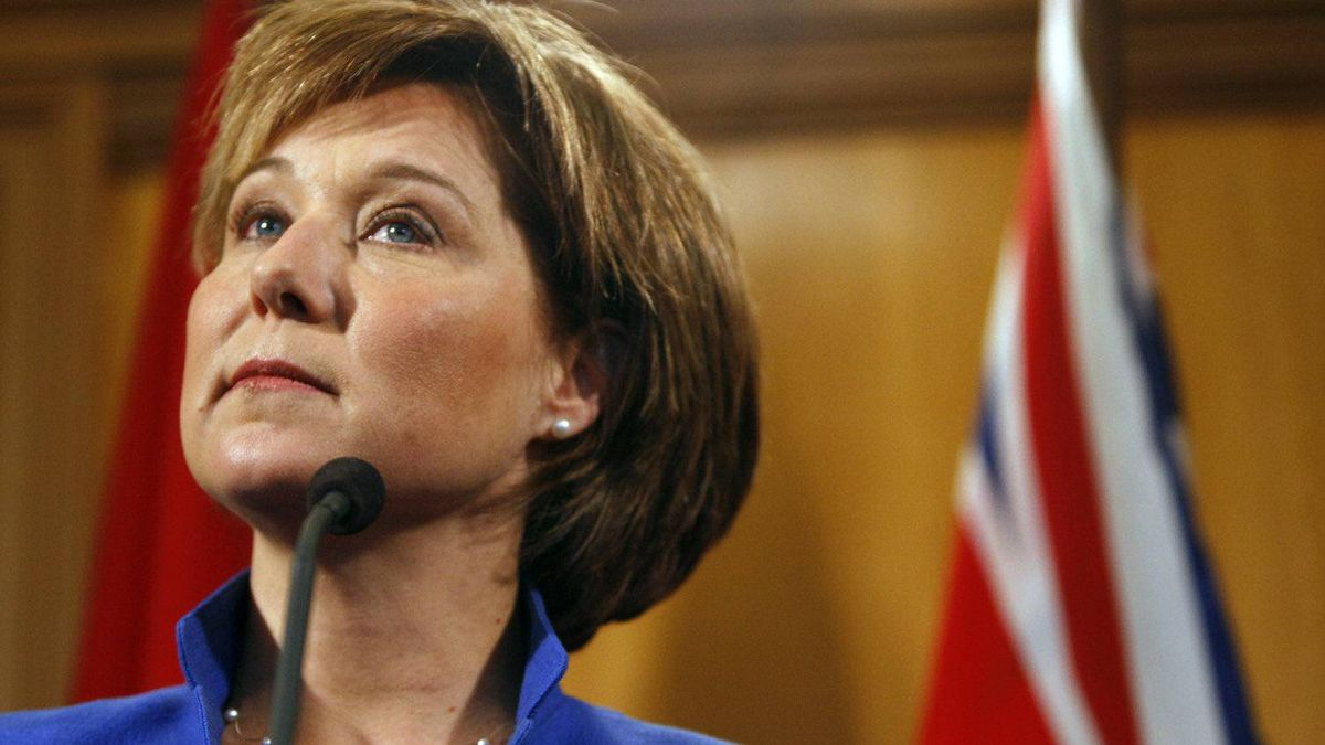 Much of the work announced by Premier Christy Clark was included in plans presented to the B.C. Legislature six weeks ago,