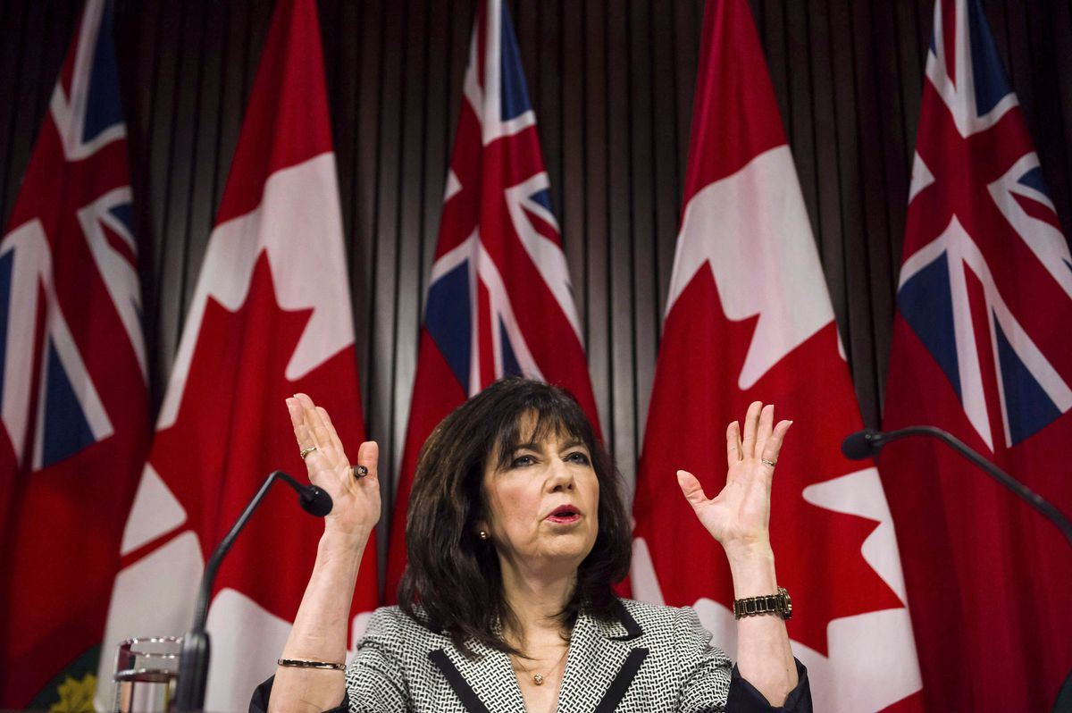 Ontarios climate change plan will not hit emissions-reducing...