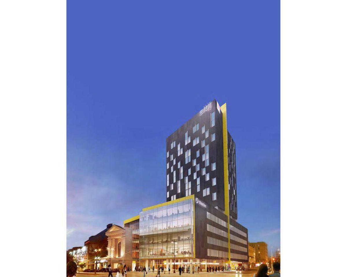 Stantec Architecture/Longboat Development Corporation