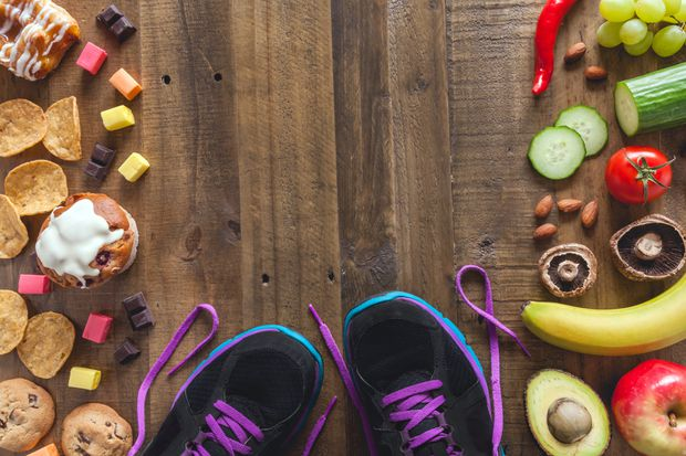 How exercise may help keep food cravings in check