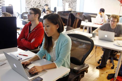 Wanted: Web developers and coders for Canada's tech 'gold rush'