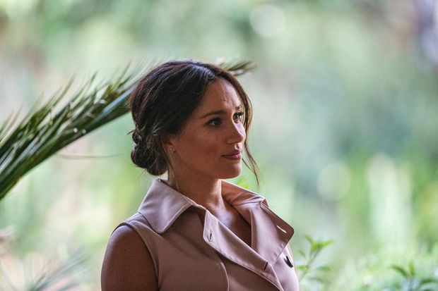 Meghan Markle Personally Called an MP to Thank Her