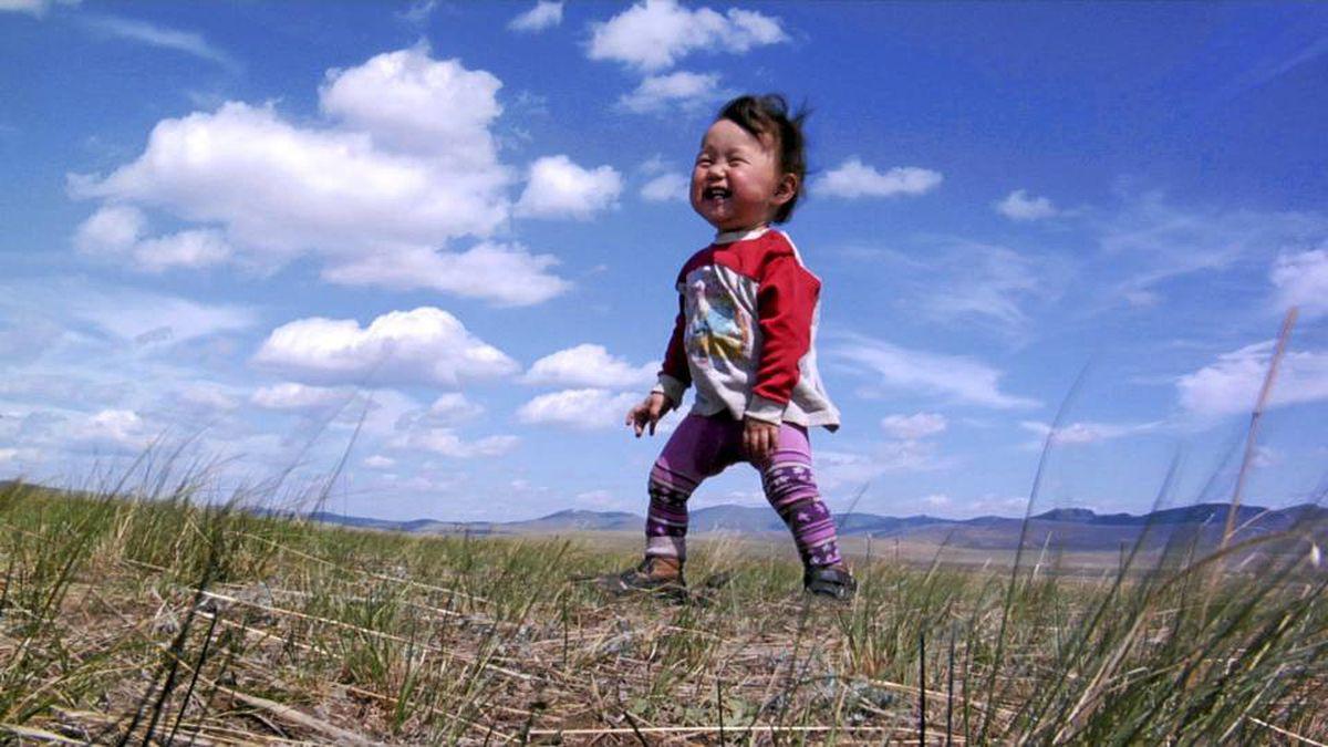 Bayarjargal lives in Mongolia.