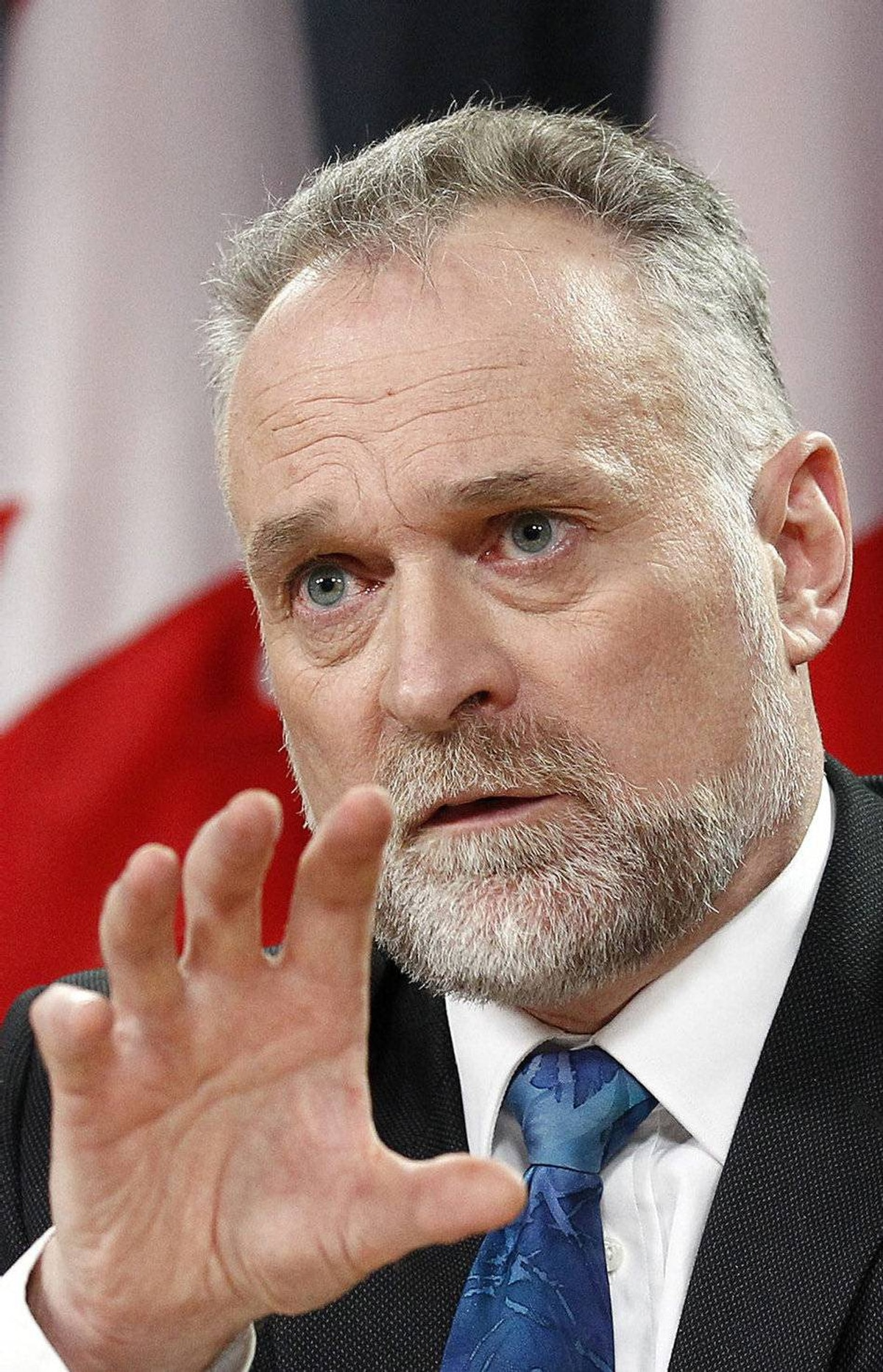 Michael Ferguson is Auditor-General of Canada. Established in 1868, the office has a budget of $102-million and 633 staff. His hot file: the F-35 fighter-jet purchase.