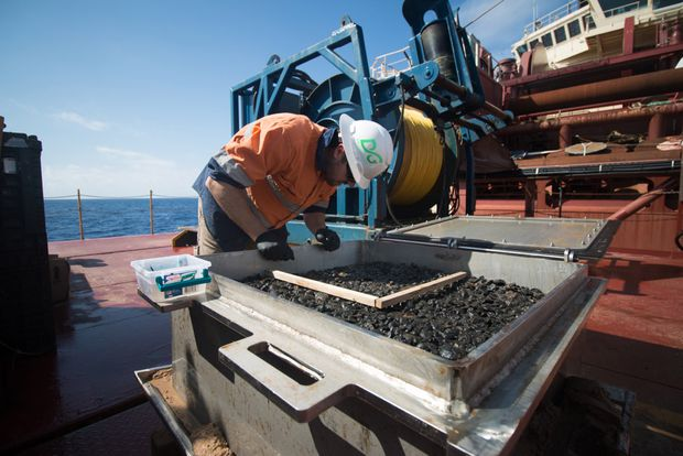 The new frontier: deep-sea mining - The Globe and Mail