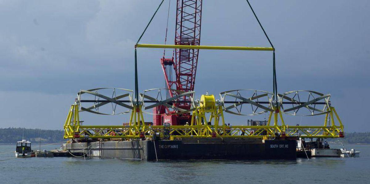 Ocean Renewable Power Co.