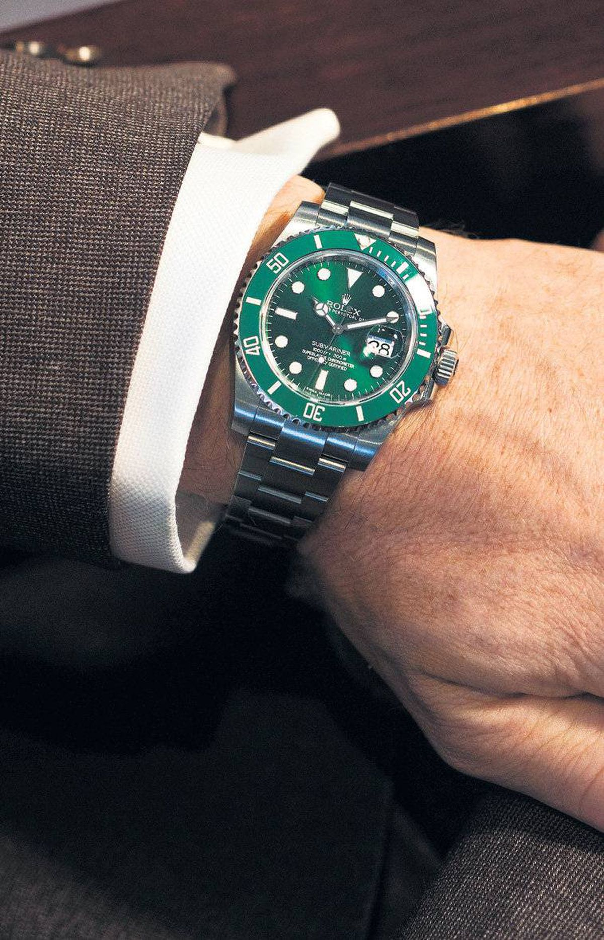 Many watch makers did not anticipate demand to rebound so strongly after the 2009 spending slump.