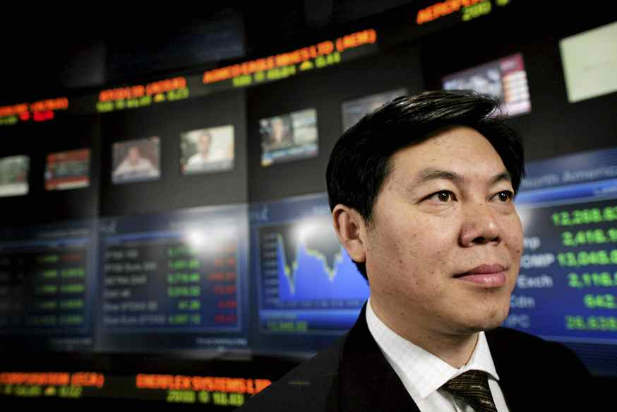Migao CEO Guocai Liu