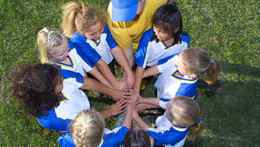 Author Paul Levy makes the case for teamwork in Goal Play!