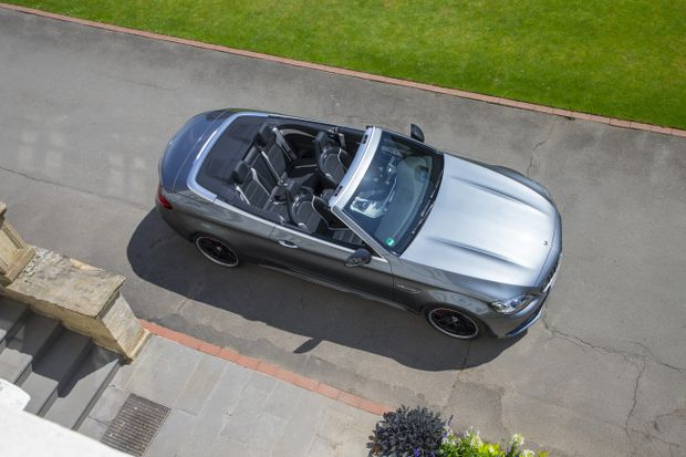 Review: You may not need the Mercedes-AMG C63, but you'll