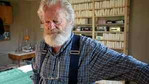 """Wiebo Ludwig in a scene from the documentary """"Wiebo's War"""""""