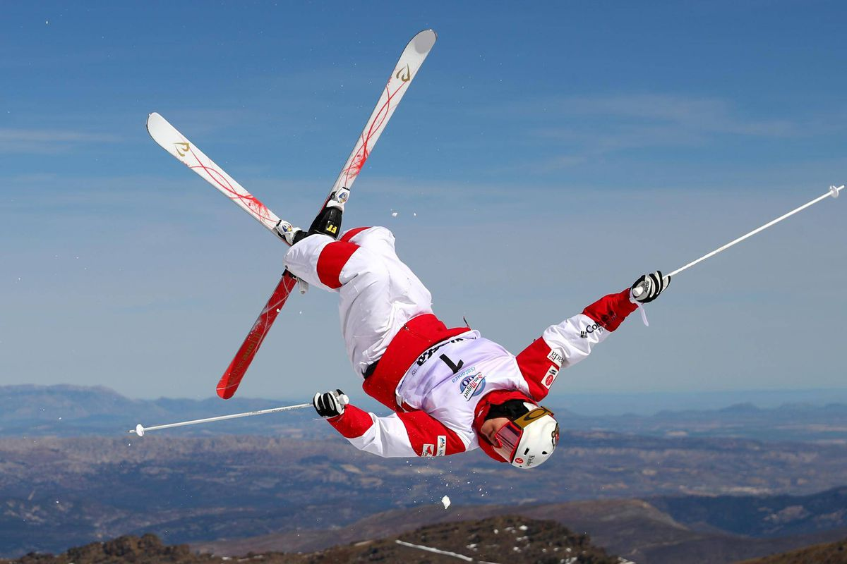Mika 235 L Kingsbury And Justine Dufour Lapointe Win Bronze At Worlds The Globe And Mail