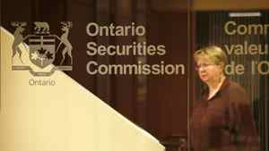 Lobby of the Ontario Securities Commission