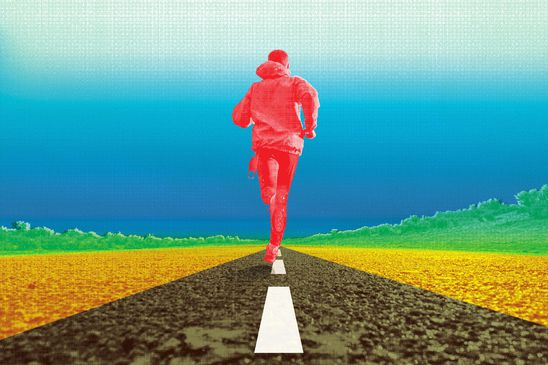COVID-19 is like running a marathon with no finish line. What does sports science say about how we can win it?