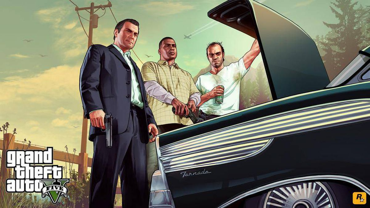 Perfect 'GTA V' may be the best game ever made - The Globe