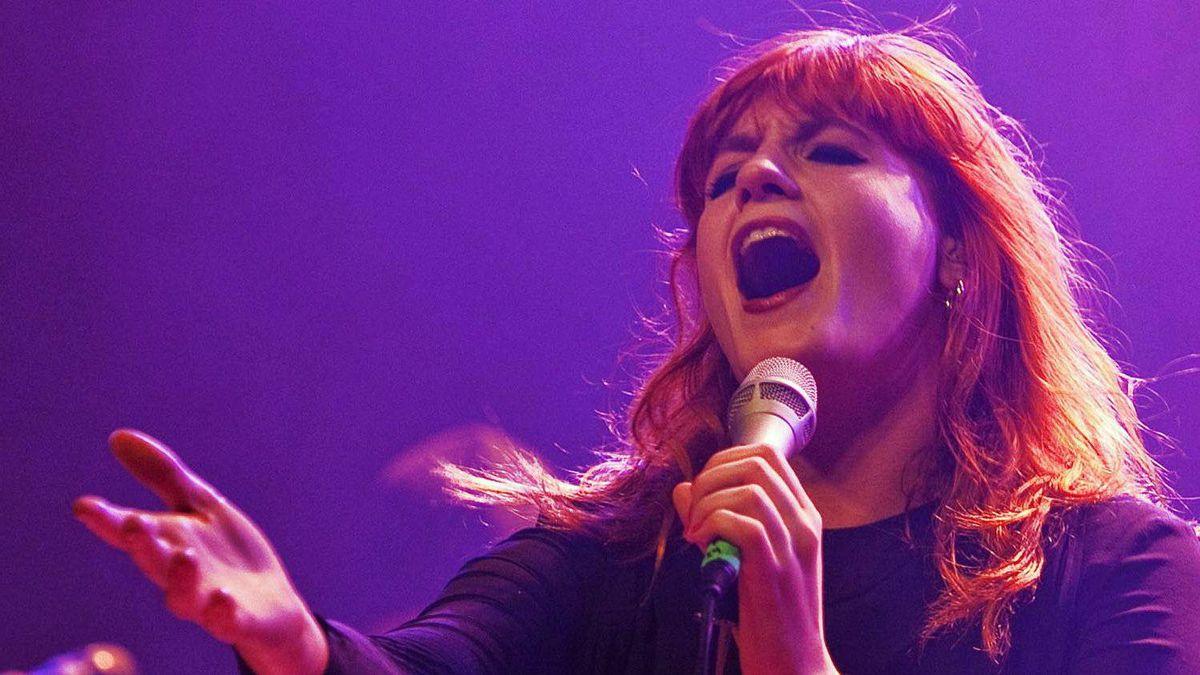 Florence and the Machine perform at Toronto's Mod Club, Nov. 2, 2009.