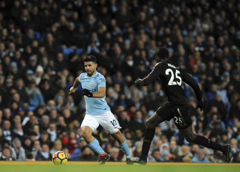 Sergio Aguero: 'Kevin de Bruyne a great player'