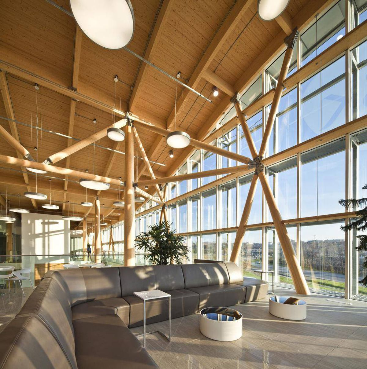 Centre of Expertise on commercial wood construction (cecobois)
