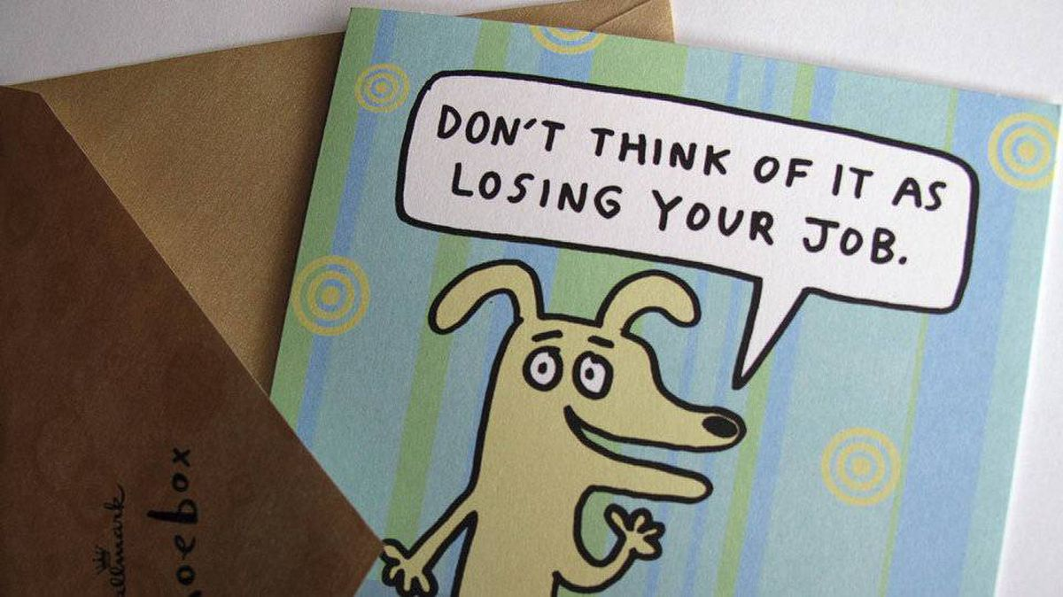 Hallmark Introduces Job Loss Sympathy Cards The Globe And Mail
