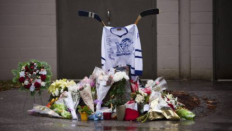 Surrey residents demand action after hockey mom's slaying